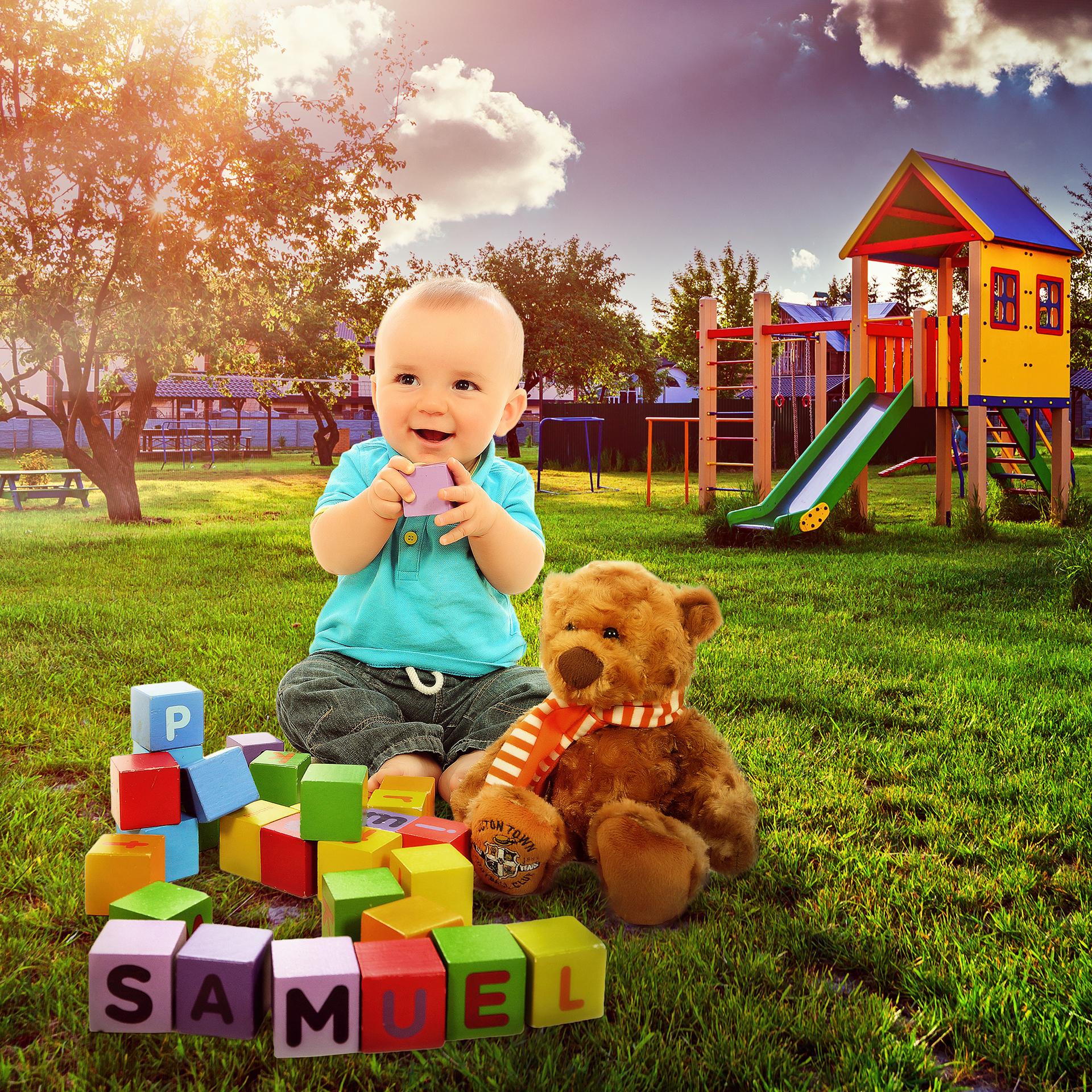 baby photography from kline studios