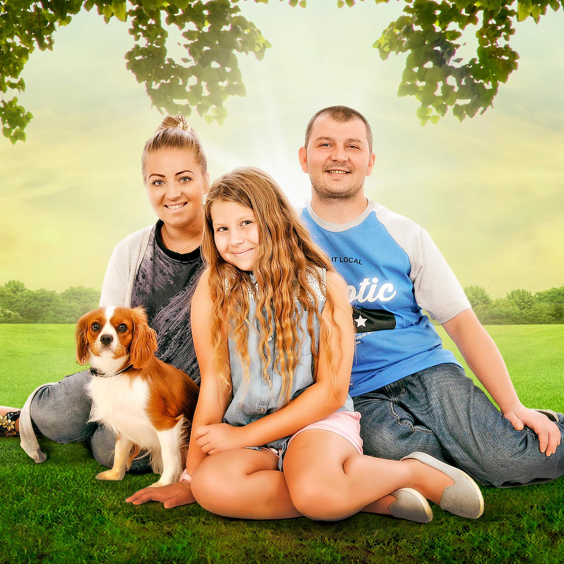 family photography desborough kline studios