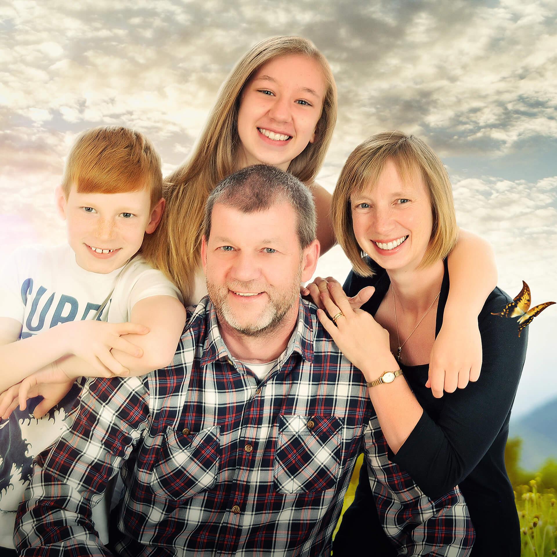 family photography rusden