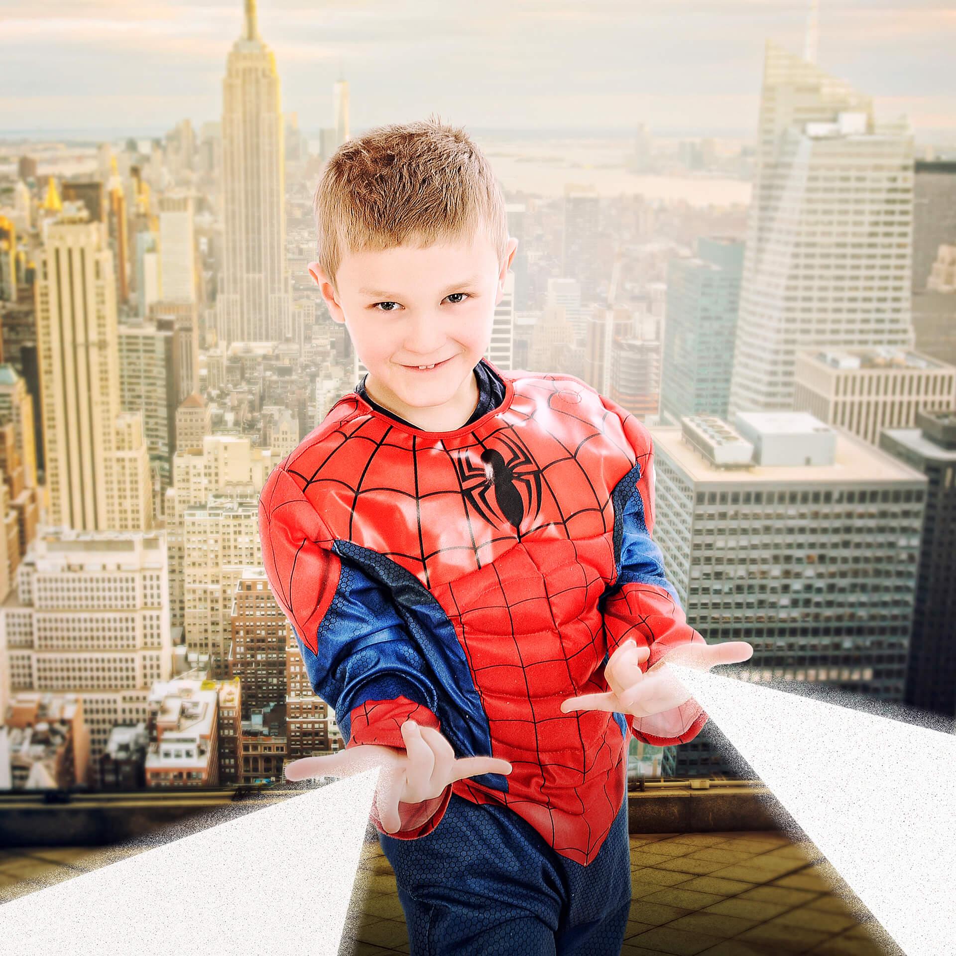 superhero photoshoots northampton