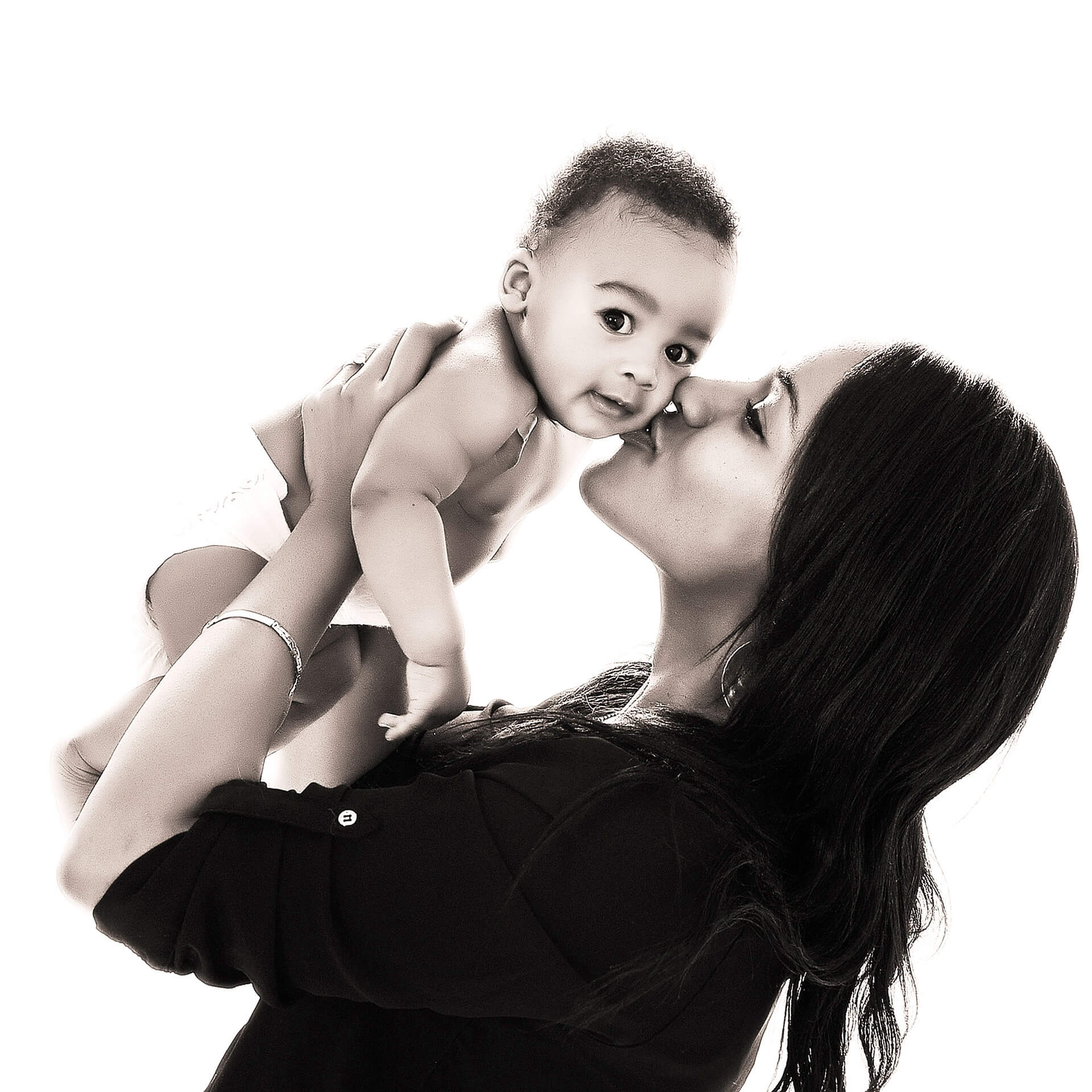 mother-and-baby-daughter-baby-photo-shoot